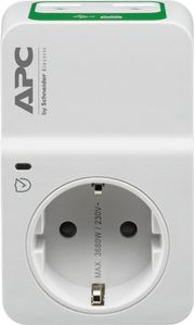 APC ESSENTIAL SURGEARREST OUTLET230V GERMANY 2 PORT USB CH (PM1WU2-GR)