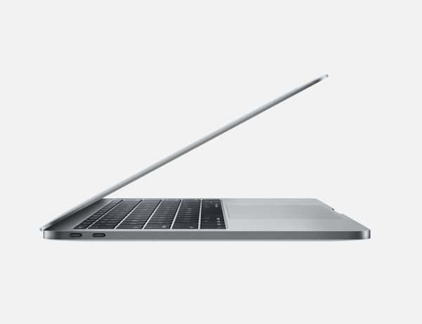 "APPLE MacBook Pro 13"" Retina Space Gray Dual-core i5 2.3GHz, 8GB RAM, 256GB PCIe SSD, Intel Iris Graphics, Intl. Eng. kb (Z0UK-MPXT2ZE/A)"