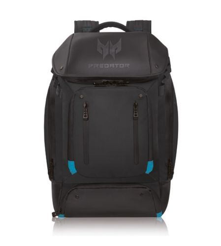 "ACER Predator Gaming Utility Backpack Sort, for gaming laptops opp til 17.3"" (NP.BAG1A.288)"