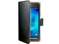CELLY WALLET CASE (GALAXY XCOVER 4 BLACK)