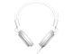 DEFUNC BASIC MUSIC On-Ear Headset White