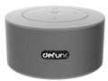 DEFUNC DUO, Bluetooth speaker, duo-pack, 360 degrees sound, silverish