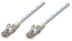 INTELLINET Network Cable RJ45, Cat5e UTP, 50 cm, White, 100% copper
