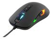 DELTACO GAMING optical mouse, 7 buttons, breathing LEDs, black