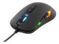DELTACO GAMING Single mouse  Black