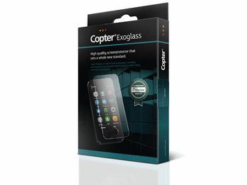 COPTER Exoglass Curved iPhone 7 White (7391EG)