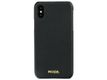 DBRAMANTE1928 iPhone X Case London, Night Black