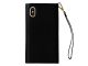 iDEAL OF SWEDEN IDEAL MAYFAIR CLUTCH IPHONE 8 BLACK