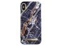 iDEAL OF SWEDEN IDEAL FASHION CASE (IPHONE 8 MIDNIGHT BLUE MARBLE)