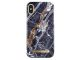 iDEAL OF SWEDEN IDEAL FASHION CASE IPHONE 8 MIDNIGHT BLUE MARBLE