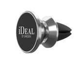 iDEAL OF SWEDEN IDEAL CAR  VENT MOUNT UNIVERSAL SILVER