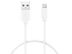 KEY Lightning Kabel 1m Hvit
