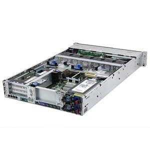 Hewlett Packard Enterprise ProLiant DL380p Gen8 E5-2640 1P 16GB-R P420i SFF 460W PS Base Server (642107-421)