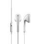 DEFUNC BASIC Talk, in-ear, 14mm, 1,2m kabel, vit