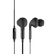 DEFUNC BASIC Music, in-ear, 14mm, 1,2m kabel, svart