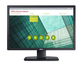 "DELL U2412M Ultrasharp 24"" Monitor BLACK (210-AGYH)"