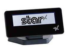 Star Micronics SCD222U mPOP Customer Display Black