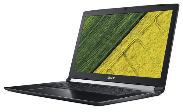 "ACER Aspire 7 17,3"" Full HD matt GeForce GTX1050, Core i5-7300HQ, 8GB RAM,256GB PCIe SSD, Windows 10 Home (NX.GTVED.005)"