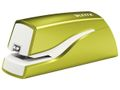 LEITZ WOW stapler battery-powered 10 sheets green