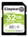 KINGSTON 32GB SD Canvas Select Class 10 UHS-I speed upto 80MB/s read