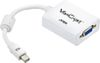ATEN mini DisplayPort till VGA-adapter,  ha - ho, 0,2m, vit (VC920-AT)