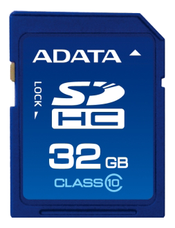 A-DATA 32GB SDHC UHS-I Class10 (ASDH32GUICL10-R)