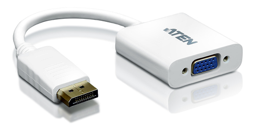 ATEN DisplayPort to VGA adapter, Up to 1920x1200 (VC925-AT)