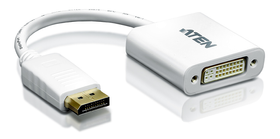 ATEN DisplayPort to DVI adapter, PC Up to UXGA, 1080p (VC965-AT)