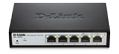 D-LINK 5-Port Gigabit Smart Switch