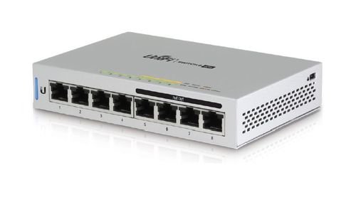 UBIQUITI UniFi Switch 8 (60W) (US-8-60W)