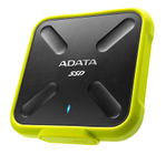 A-DATA ADATA SD700 Ext SSD 256GB USB 3.1 Durable Yellow