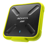 A-DATA 256GB SD700 SSD, Yellow