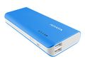 A-DATA ADATA PT100 Power Bank 10000mAh Blue/ White