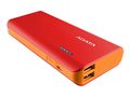 A-DATA ADATA PT100 Power Bank 10000mAh, orange