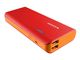 A-DATA ADATA PT100 Power Bank 10000mAh Red/ Orange