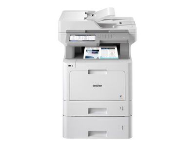 BROTHER MFCL9570CDWT Color laser AIO with fax and wireless NFC & extra paper tray (MFCL9570CDWTZW2)