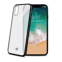 CELLY LASER COVER IPHONE X MATT BLACK