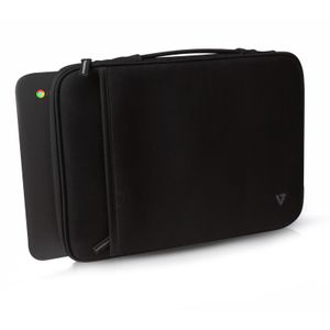 V7 SLEEVE ELITE 11.6 INCH NETBOOK BLK WITH HANDLE ACCS (CSE5H-BLK-9E)