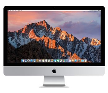 "APPLE iMac 27"" 5K/Core i5 3.4GHz/ 8GB/ 2TB Fusion Drive/ Radeon Pro 570 4GB/Magic Keyboard Numerisk del (MNE92KS/A_Z0TP_25_SE_CTO)"