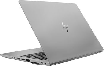 HP Zbook 14u G5 i7-8550U 14.0inch FHD AG LED UWVA 8GB DDR4 256GB SSD DSC Webcam AC+BT 3C Batt FPR W10P 3YW(DK) (2ZB99EA#ABY)
