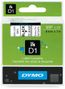 DYMO D1 9mm Black/ Clear labels 40910