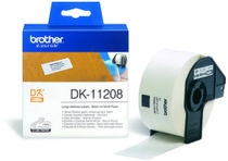 BROTHER Adresse label 400 stk pr rulle 38x90  QL series