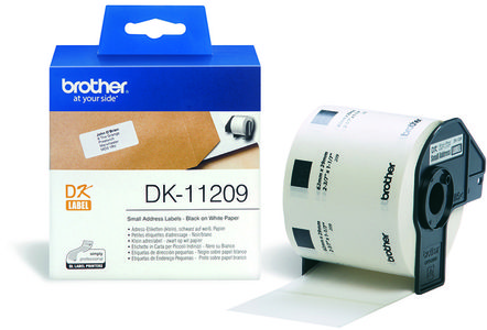 BROTHER Etikett BROTHER universal 29x62mm 400/rl (DK11209)