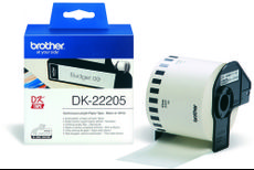 BROTHER P-Touch DK-22205 continue length paper 62mm x 30.48m