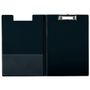 ESSELTE Clipb.+ Cover A4 Black