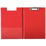 Clipb.+ Cover A4 Red