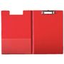 ESSELTE Clipb.+ Cover A4 Red