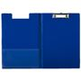 ESSELTE Clipb.+ Cover A4 Blue