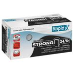 RAPID Hæfteklamme SuperStrong 24/8+ 5000 stk