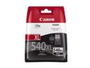 CANON PG-540XL ink cartridge black high capacity 1-pack blister without alarm
